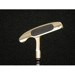 M2 Aluminum Bronze Putter with insert